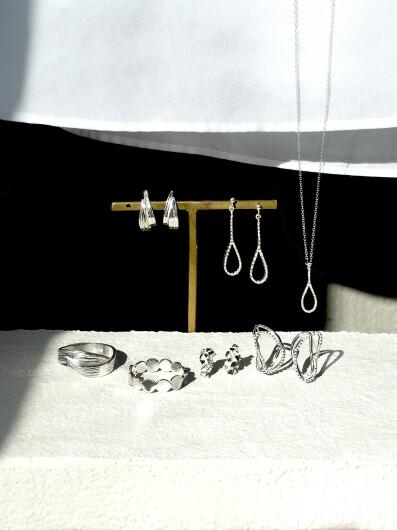 「+S」Select vol.95 K.KAJU Jewelry Exhibition 2021