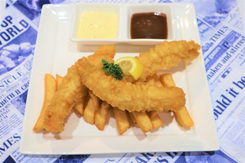 FISH&CHIPS〈Malins (マリン)〉■10月21日(木)~27日(水) ■ジスウィーク2(イベントスペース)