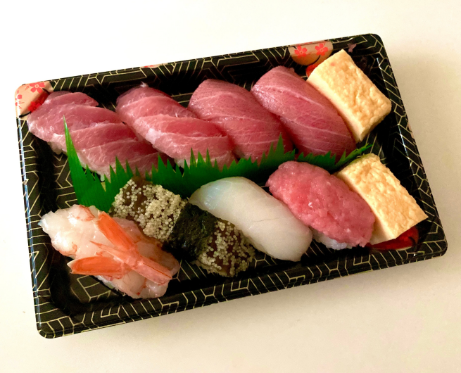 〈寿司割烹 すし将〉■9月16日(木)~22日(水) ■ジスウィーク2(イベントスペース)