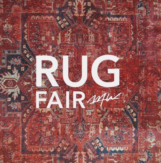 〜WTW RUG FAIR!〜