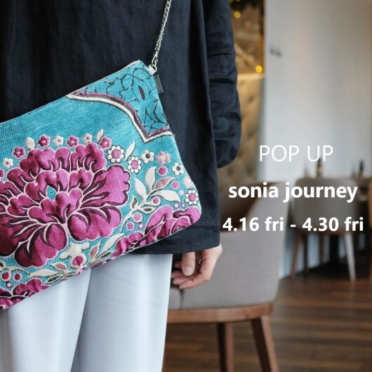 【POP UP】sonia journey