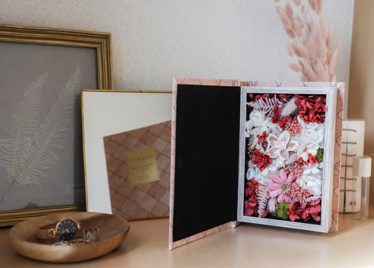 【母の日限定】Flower Box Arrangement