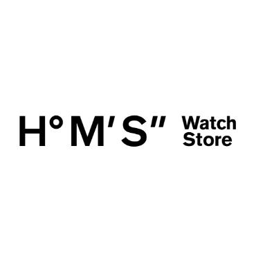 """H°M'S"""" ウォッチストア"""
