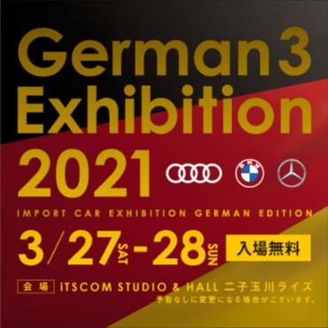 German 3 Exhibition 2021